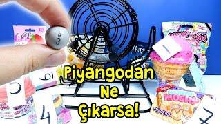 Piyangodan Ne Çıkarsa Sürpriz Paket Challenge | Lol Smooshy Mushy |Zep'in Oyuncakları