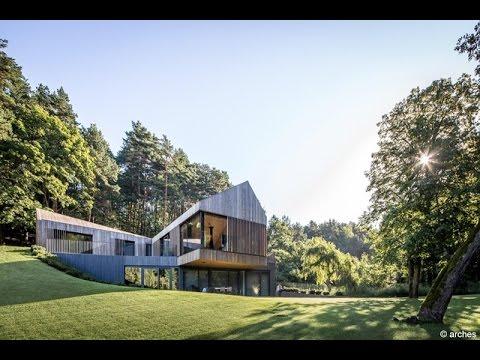 Valley Villa with Kebony Cladding