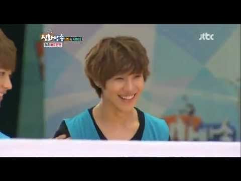 [120602] Taeminnie's Badminton Failure