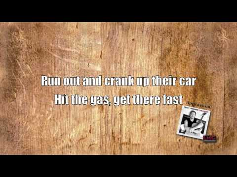 Tracy Lawrence Find Out Who Your Friends Are Lyric Video