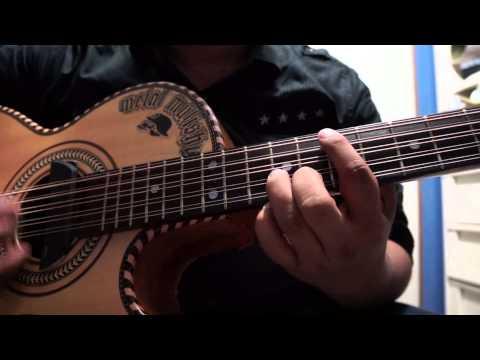 Javier de los Llanos - Instruccional Bajoquinto by Guitarman