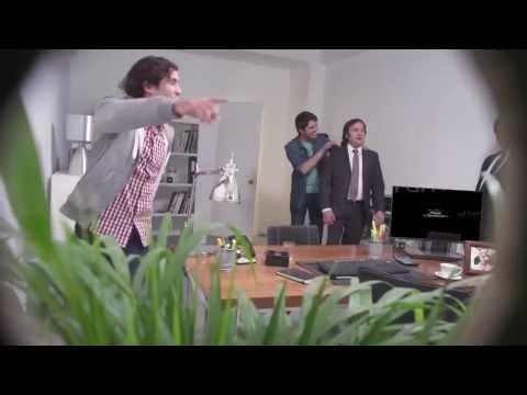 LG Televizyon Reklamı / Kamera Şakası