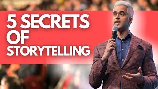 5 Storytelling Tips: How to Tell Great Stories When Speaking To An Audience