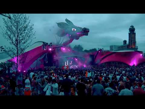 Alison Wonderland at Tomorrowland Belgium 2017