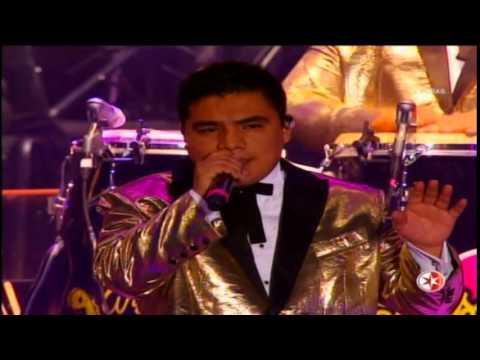 Los Angeles Azules 20 Rosas Especial Televisa Zocalo Parte5