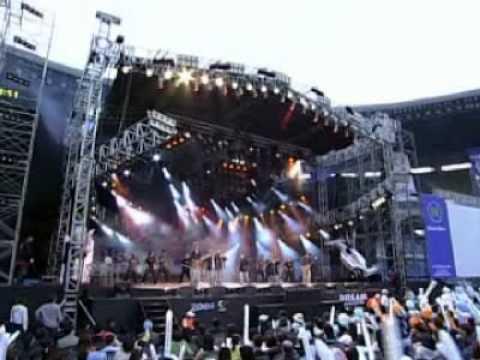 Dream concert 2002 # click b 클릭비 백전무패