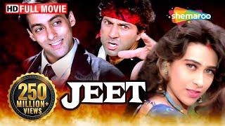 Jeet  {HD} - Salman Khan - Sunny Deol - Karishma Kapoor - Superhit Hindi Movie -(With Eng Subtitles)