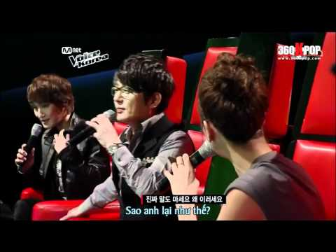 [Vietsub] The Voice of Korea Ep 04 P2/6 [360Kpop.com]
