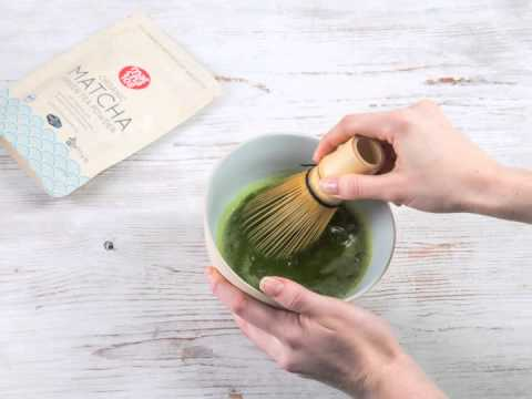 video Matcha Tee Pulver 108 matcha 108