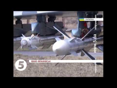 Винищувачі МІГ-29 провели навчальні польоти - Івано-Франківськ