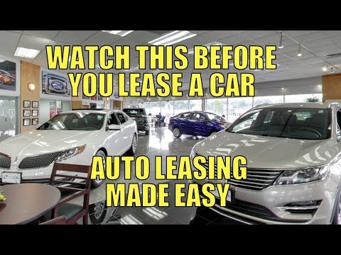 Car Leasing Made Easy