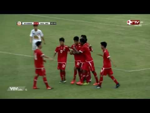 U17 HAGL - U19 Myanmar