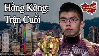 Hồng Kông: Hồi Kết   Joshua Wong   Trung Quốc Không Kiểm Duyệt