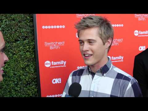 Lucas Grabeel Interview -