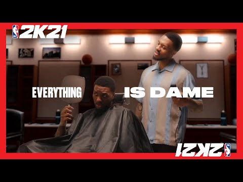 NBA 2K21: Everything is Dame (Current Gen Cover Athlete) [IT_PEGI_LF]