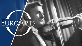 Yehudi Menuhin: Bach - Preludio from Partita for Violin Solo No. 3, BWV 1006