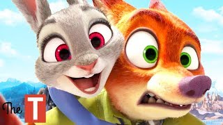 10 Zootopia Fan Theories That Make Total Sense