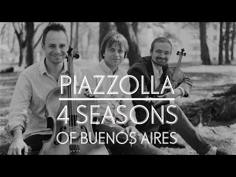 Astor Piazzolla - The Four Seasons of Buenos Aires