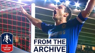 Chelsea Hit Saints for 5! | Southampton 1-5 Chelsea 2013 | From The Archive