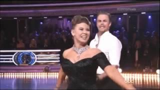 Bindi Irwin & Derek - Week 11 - Cha Cha Argentine Tango Fusion