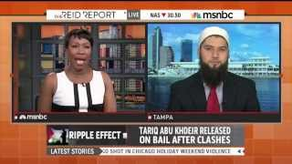 CAIR-FL Rep on MSNBC's 'The Reid Report' to Discuss Beating of Tampa Teen by Israelis