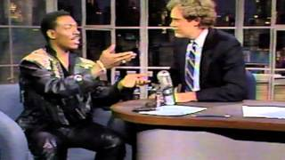 Letterman: Eddie Murphy interview [1986]