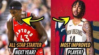 8 PLAYERS WHO WILL BREAKOUT THIS SEASON | 2019-2020 NBA SEASON PREDICTIONS