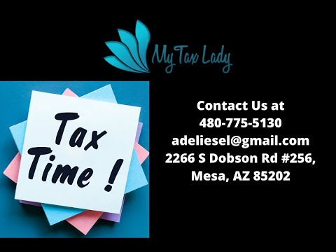 Tax Services in Mesa