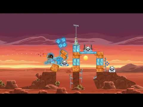 video Angry Birds Star Wars – PS4