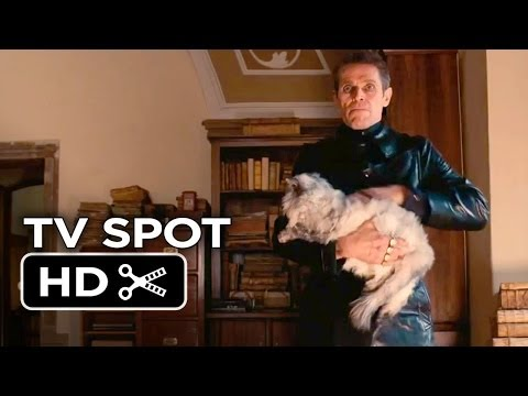The Grand Budapest Hotel TV SPOT - Run, Race or Ride (2014) - Willem Dafoe Movie HD