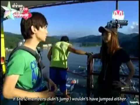 SHINee (샤이니) Bungee Jumping