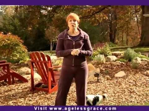 Senior Fitness Challenge - Ageless Grace!