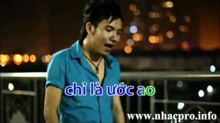 Khong Duoc Khoc karaoke