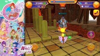 Brafilius Boss Battle - Winx Alfea Butterflix Adventures