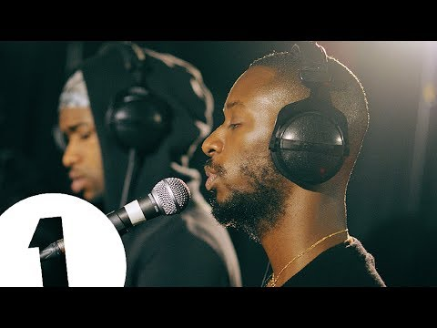 GoldLink - Herside Story/Crew ft. Hare Squead & Masego - Radio 1's Piano Sessions