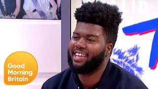 Khalid Teases Collaboration With K-Pop Band BTS   Good Morning Britain