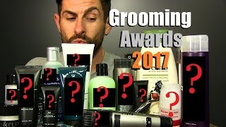 The 2017 Grooming Awards (NON-Sponsored) | Best Men's Grooming Products On The Market (IMO)