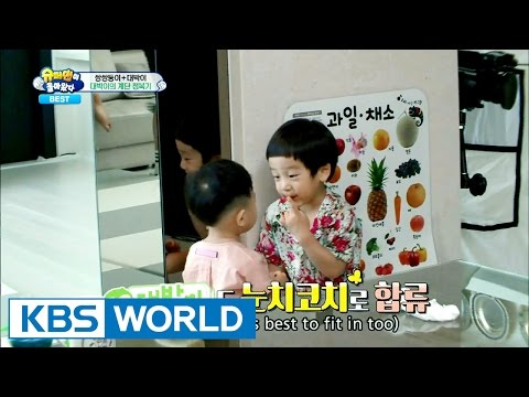The Return of Superman - Going to Daebak's House