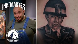 Worst Portrait Tattoos on Ink Master