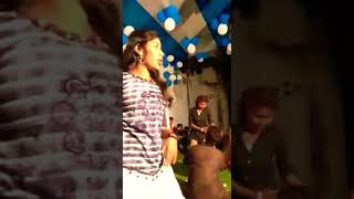 Jimmy anderson dancing on stage