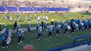 JSU Liberty Bowl Stadium Entrance 09/2019