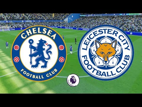 Premier League 2019/20 - Chelsea Vs Leicester City - 18/08/19 - FIFA 19