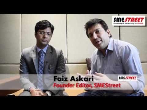 SMEStreet ViewPoint with Kunal Singhal MD of Eazy ERP