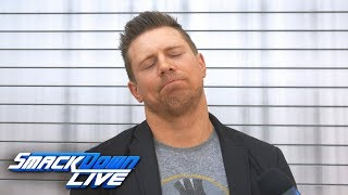 The Miz reacts to LeBron James joining the Los Angeles Lakers: SmackDown Exclusive, July 3, 2018