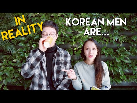 What Korean Guys Are REALLY Like | Stereotypes About Korean Men