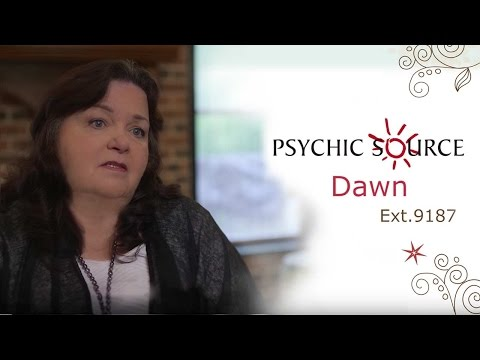 Psychic Source Advisor Dawn