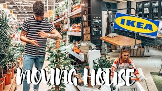 WE ARE MOVING HOUSE! IKEA TRIP AND HOMEWARE VLOG!