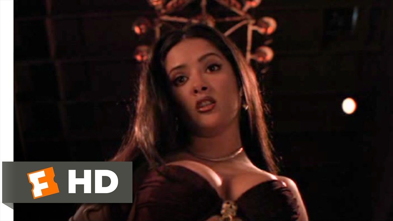 From Dusk Till Dawn (7/12) Movie CLIP - Welcome to Slavery ...