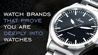 Watch Brands That Prove You Are Deeply Into Watches (Part 1)