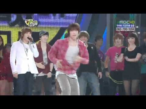 Lee Donghae Doing Breakdance! HD